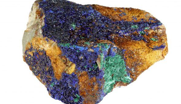 Камень Азурмалахит