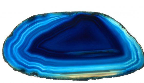 Описание голубого янтаря